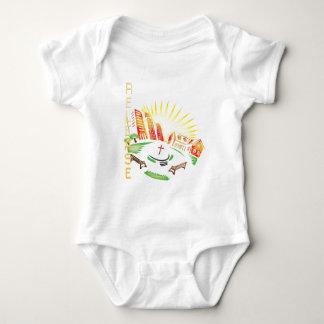 Matthew 8 : 20 ml baby bodysuit