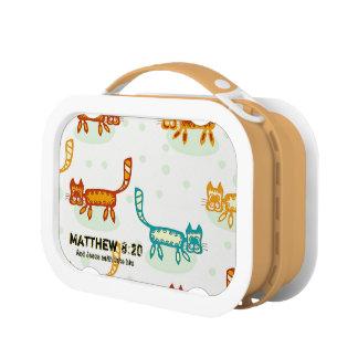 Matthew 8 : 20 ml lunch box
