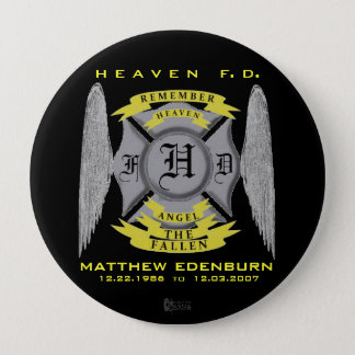 MATTHEW EDENBURN MEMORIAL PIN
