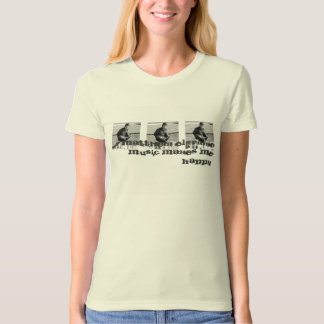 matthew eldridge GIRL trike T-Shirt