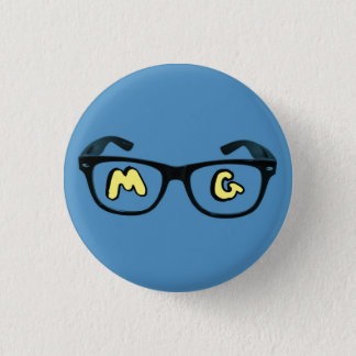 Matthew Gaydos Glasses Button
