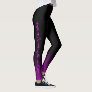 Matthew Light Shine Leggings
