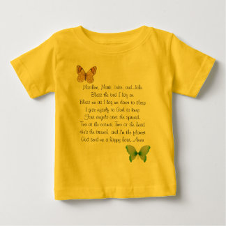 Matthew,Mark, Luke, & John Baby T-Shirt