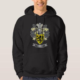 Matthews Family Crest Coat of Arms Hoodie