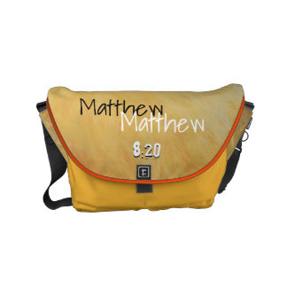 Matthieu 8 20 commuter bag
