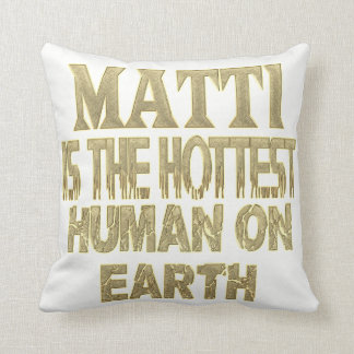 Matti Pillow