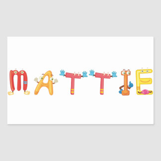 Mattie Sticker