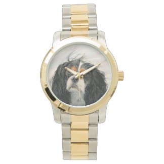 Mattie the Cavalier King Charles Spaniel Watch