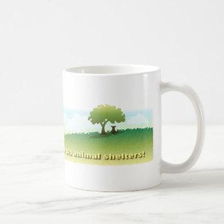 MattieDog Lubs No-Kill Shelters Mug