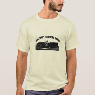 Mattingly Brothers Garage Salt Flats T-Shirt