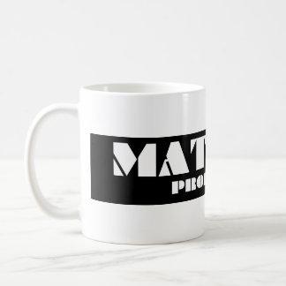 Mattioli Productions Mugs!!! Coffee Mug