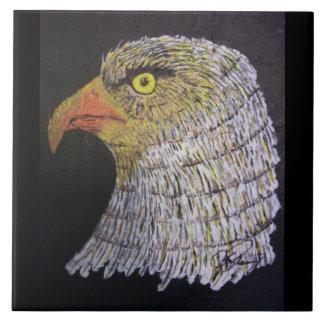 Mature Bald Eagle Tiles