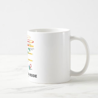 Mature RNA Inside Coffee Mug