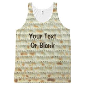 Matzah All-Over-Print Tank Top
