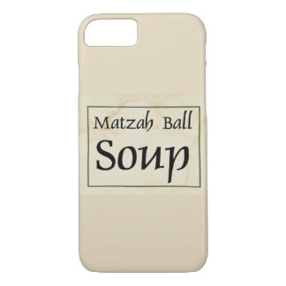 Matzah Ball Soup iPhone 8/7 Case