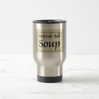Matzah Ball Soup Travel Mug
