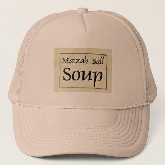 Matzah Ball Soup Trucker Hat