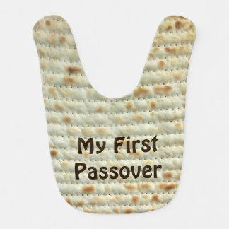 Matzah - My First Passover Bib