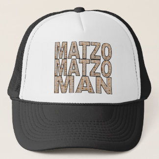 Matzo Man Trucker Hat