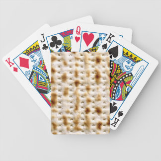 Matzo Playing Cards! Bicycle Playing Cards