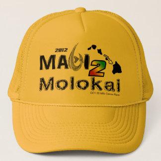 Maui 2 Molo Trucker Trucker Hat