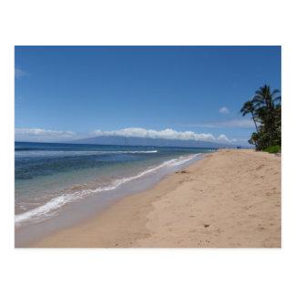 Maui Beach Postcard
