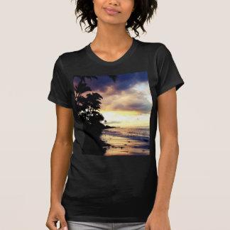 Maui beach sunset Tshirt