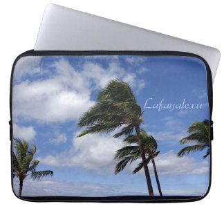 Maui breeze laptop sleeve