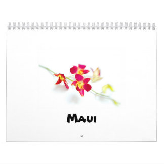 Maui Calendars