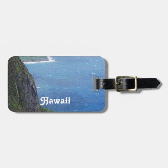 Maui Coast Luggage Tag