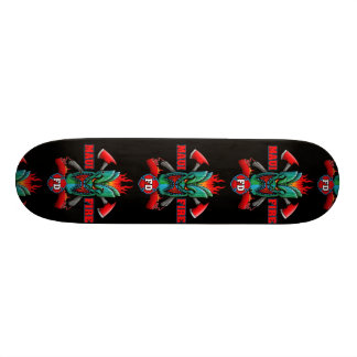 Maui Fire Skate Board Decks