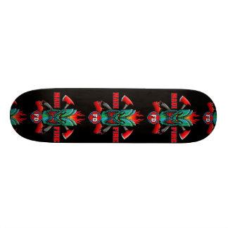 Maui Fire Skate Board Decks