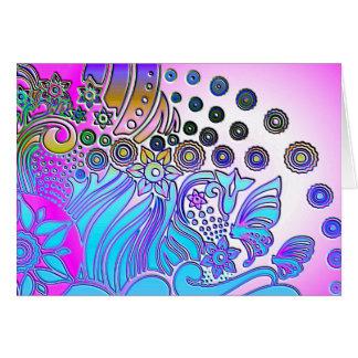 Maui Foil Card