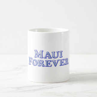Maui Forever - Bevel Basic Coffee Mug