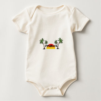 Maui Hawaii Baby Bodysuit