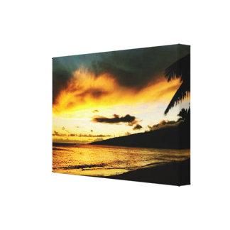 MAUI HAWAII canvas