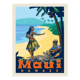 Maui, Hawaii | Save the Date Postcard