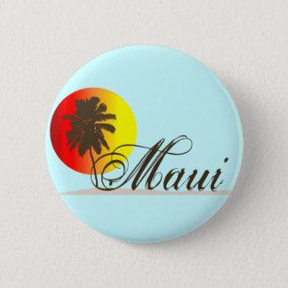 Maui Hawaii Souvenir 2 Inch Round Button