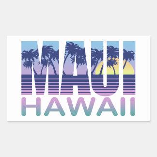 Maui Hawaii Sticker