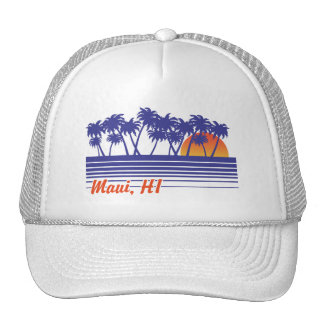 Maui Hawaii Trucker Hat