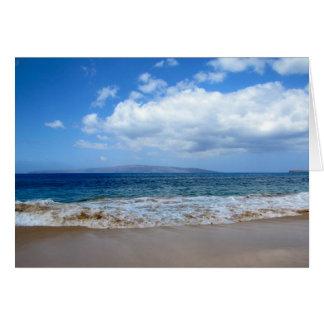 Maui, HI Card