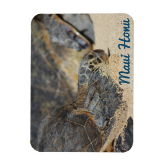 Maui Honu (Sea Turtle) Magnet