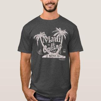 Maui is Calling T-Shirt