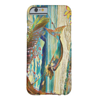 Maui Mermaid Hammock Club Barely There iPhone 6 Case