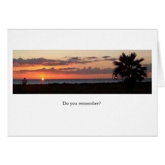 Maui New Year. Card