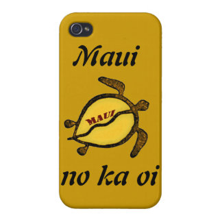 Maui no ka oi Cell Phone Cover Cases For iPhone 4