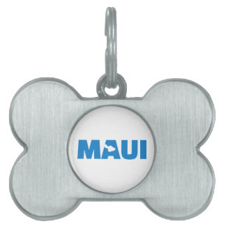 Maui Pet Name Tag