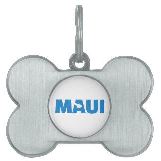 Maui Pet Tag