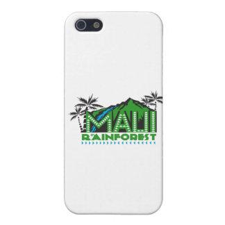 Maui Rainforest Retro iPhone 5 Covers