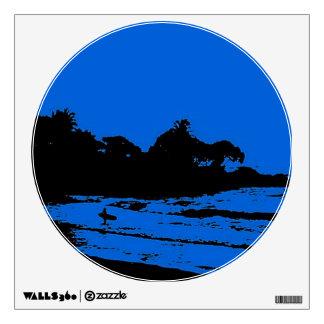"""""""MAUI SKY BLUE"""" WALL DECAL"""